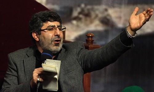 حاج محمدرضا طاهری-شب دوازدهم صفر ۱۳۹۳-حسینیه فاطمه الزهرا (س) تهران
