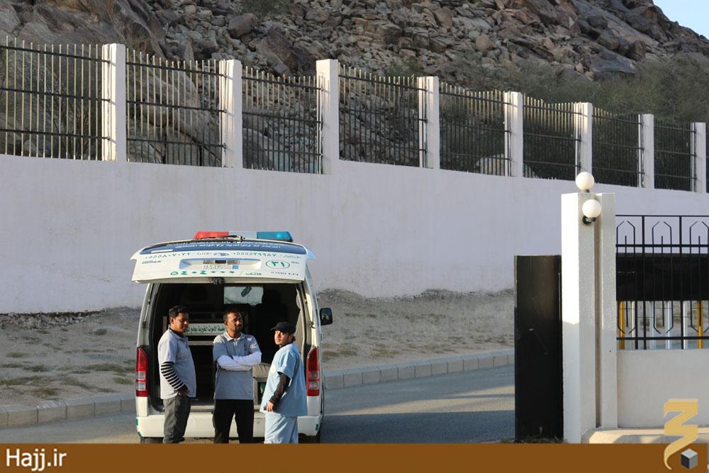 هتل ستاد 2 در مشهد فوت شدگان ايراني در مكه چگونه دفن مي شوند