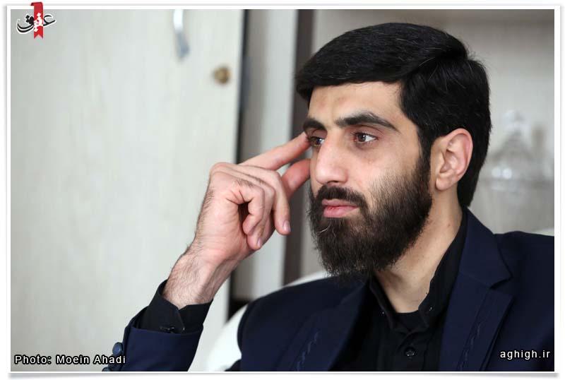 دانلود مداحی سید رضا نریمانی گلچین نوحه های محرم 95