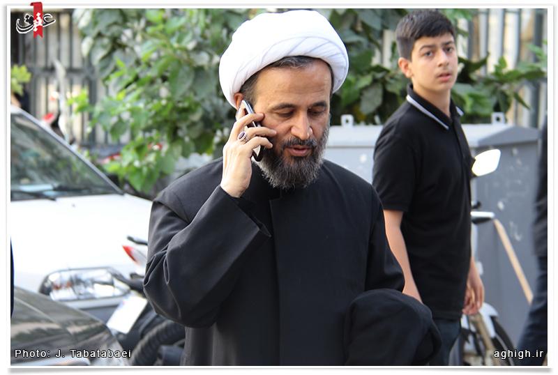 نهمین اجتماع مدافعان حرم
