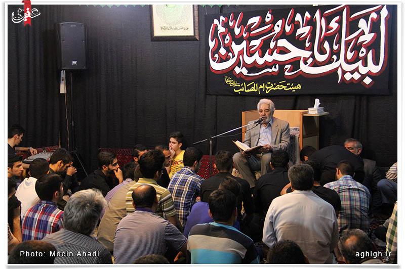 روضه خوانی حاج محمد نوروزی