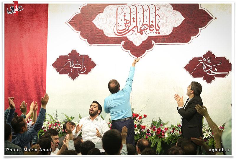 دانلود مولودی محمدرضا طاهری