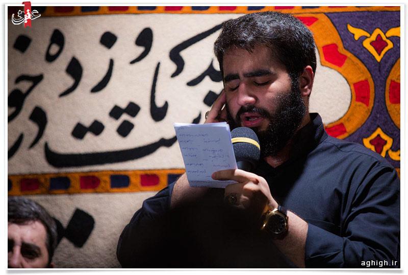 کربلایی حسین طاهری مداحی تموم لشگر اومدن برای بیعت با حسین