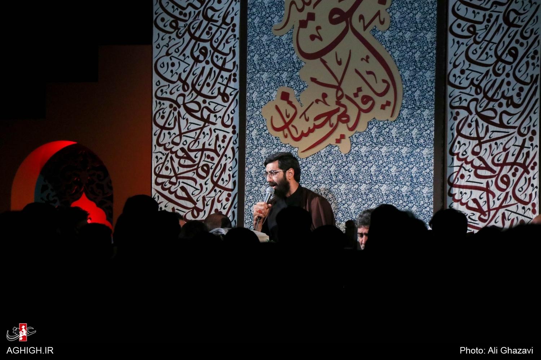 کربلایی سیدرضا نریمانی   شب یازدهم ماه رمضان
